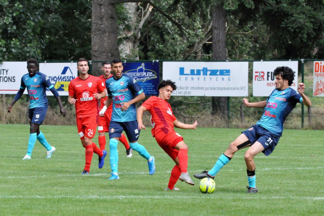 Seraing élimine Solières en Coupe de Belgique
