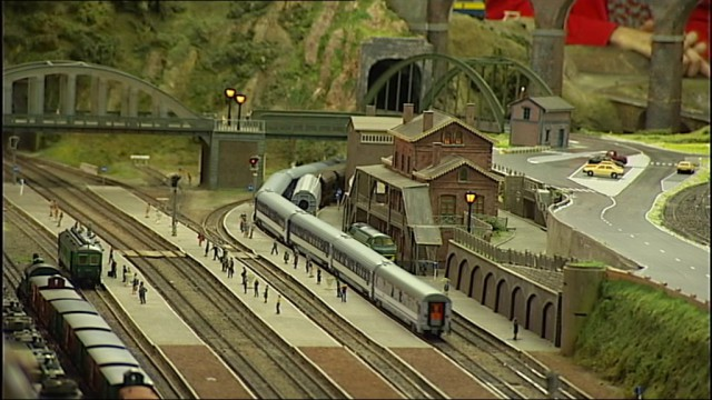 Seraing : le noeud ferroviaire liégeois en miniature
