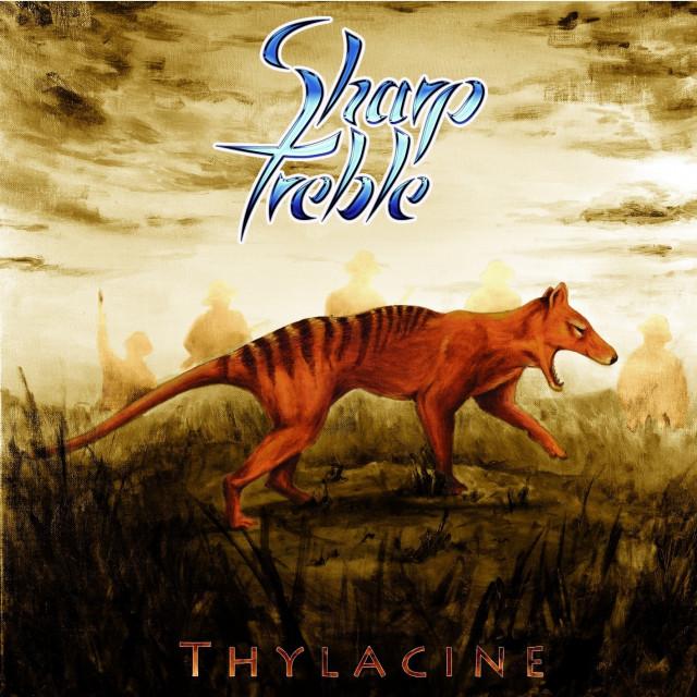 """Sharp Treble présente """"Thylacine"""" son deuxième album"""
