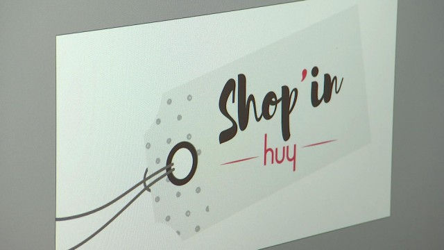 """Shop""""In Huy : péréniser le commerce hutois"""
