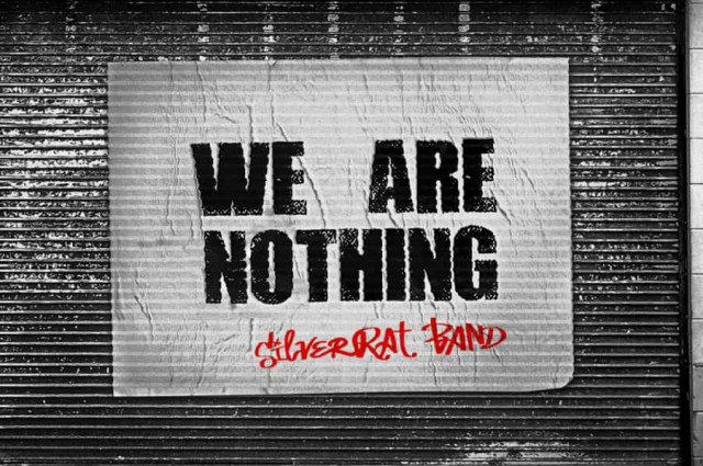 "SilverRat Band présente son nouvel EP ""We are everything"""