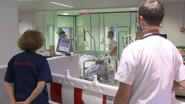 """Situation des hôpitaux liégeois """"pire qu'en mars"""", selon l'ABSyM"""