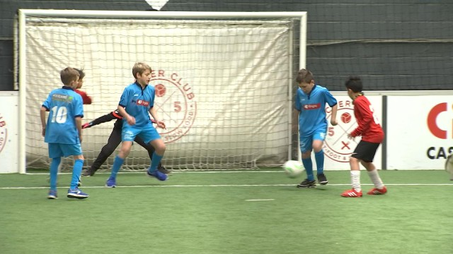 Soccer Cup : le plus grand tournoi de foot indoor à Liège