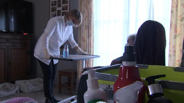 """Soins à domicile : """"15 à 20 % d'absentéisme, ça complique énormément les choses"""""""