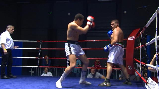 Soirée de boxe à Herstal