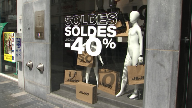 Soldes: - 40 % sur la clientèle, un départ manqué