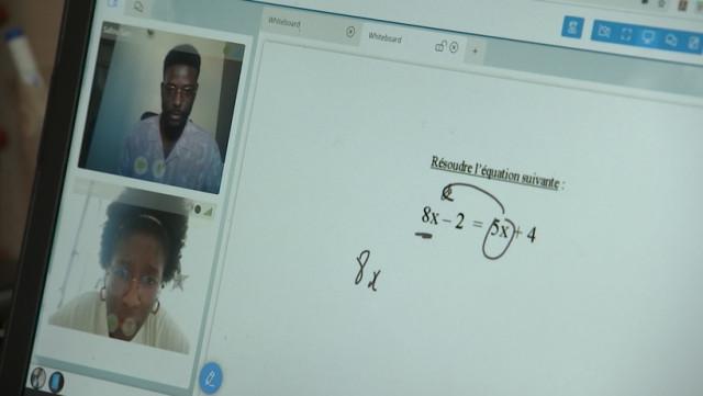 SOS Maths : trouvez un prof en ligne