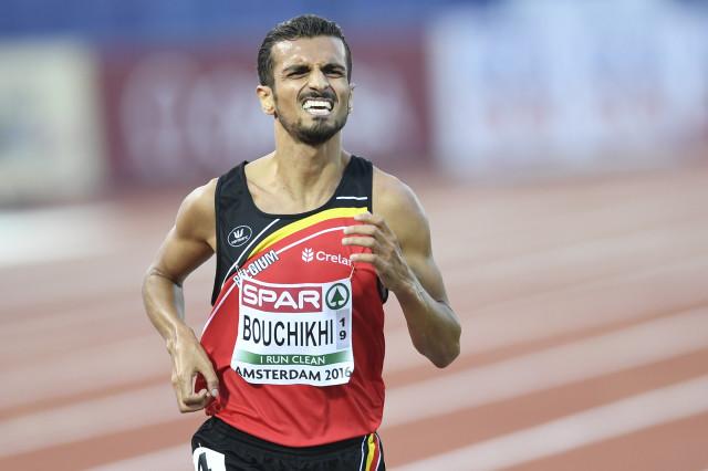 Soufiane Bouchikhi pense au marathon des Jeux de Tokyo