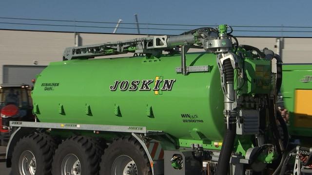 Soumagne : 50 années d'activité et de développement pour Joskin