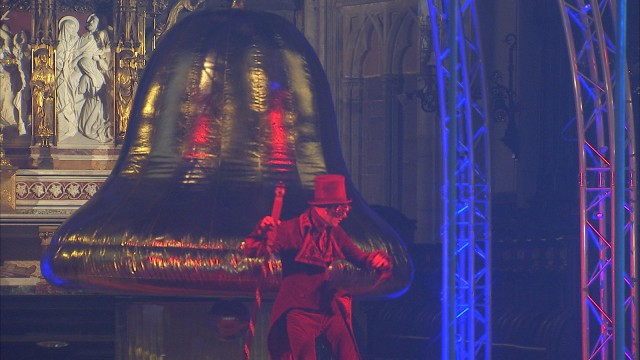 Spectacle à la Cathédrale Saint-Paul : les sonneurs de Noël