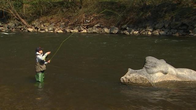 Stage de pêche à Combain-au-Pont