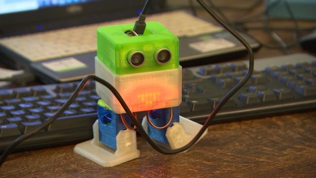 Stage de robotique pour les enfants