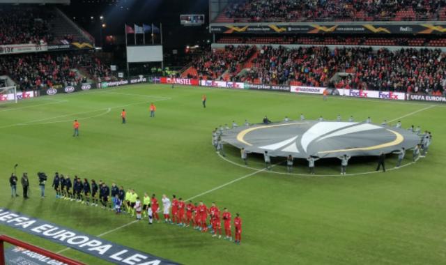 Arsenal neutralise le Standard, fin de l'aventure européenne