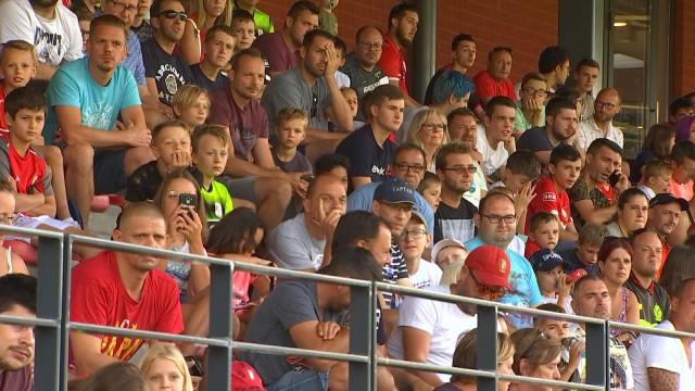 Standard de Liège : un entraînement public avant le classico