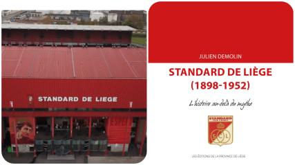 Standard vs Anderlecht : plus de 100 ans que ça dure !