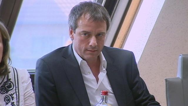 Stéphane Moreau et Pol Heyse à Lantin