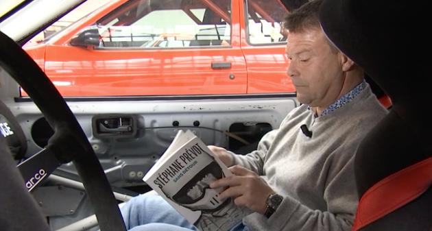 Le copilote Stéphane Prévot se livre sans détour