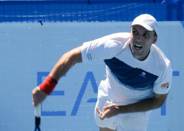 Steve Darcis abandonne à Wimbledon, sur blessure