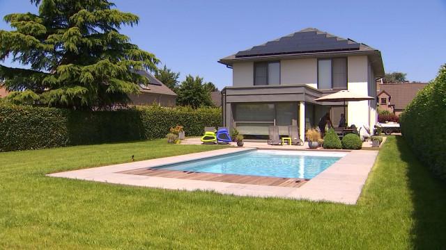 Succès pour les piscines privées !