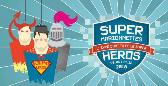 Super Marionnette, l'expo dont vous êtes le Super Héros !