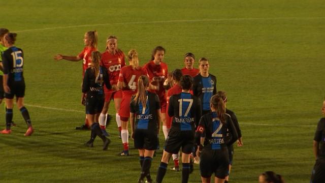 Superleague Football : Standard-Bruges
