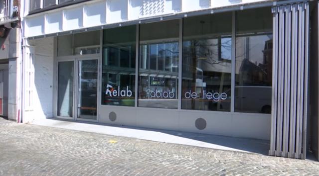 Système de protection contre les projections de fluides en test à Liège