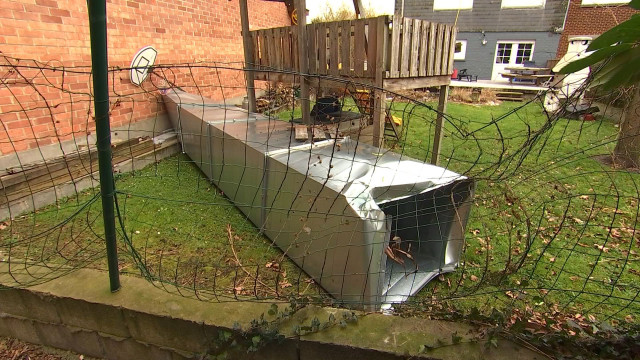 Tempête : une cinquantaine d'interventions à Liège