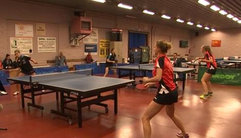Tennis de table : Astrid Herstal - Tiège