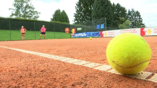 Tennis : le tournoi international de la Province de Liège