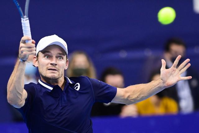 Tennis :  pas de finale à Antalya pour David Goffin !