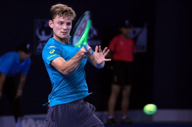 Tennis : pas de Masters pour Goffin