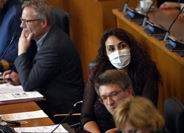 Tests Covid au Parlement wallon : Christie Morreale reste en quarantaine