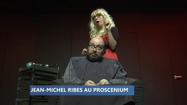 Théâtre sans animaux, de JM Ribes au Proscenium