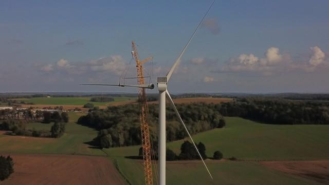 Tinlot : 5 éoliennes pour alimenter 11.500 ménages