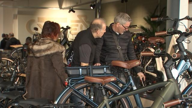 Toujours plus d'usagers du vélo !
