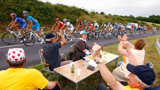 Tour de France : la SNCB renforcera son offre