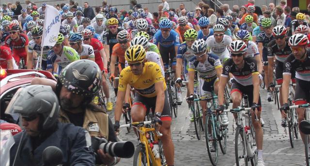 Tour de France : le parcours de la 1ère étape Düsseldorf - Liège