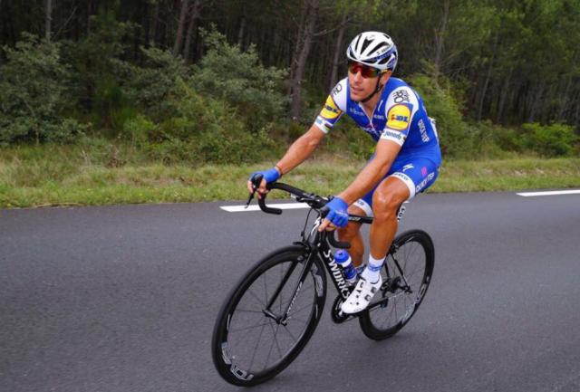 Tour de France : pas de Philippe Gilbert au départ