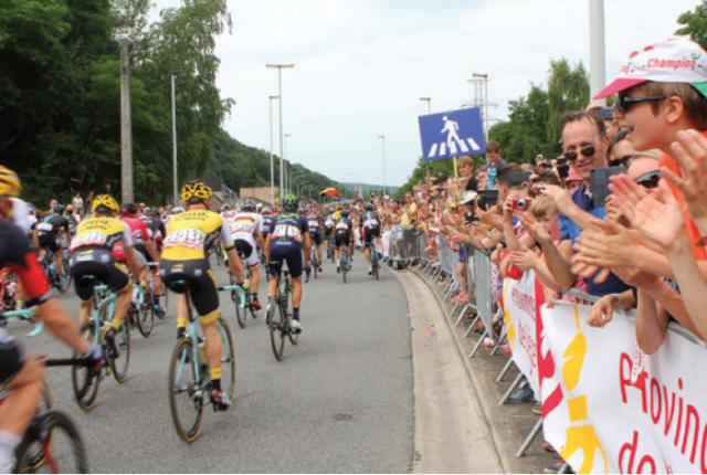 Tour de France : soyez prudents en bord de route