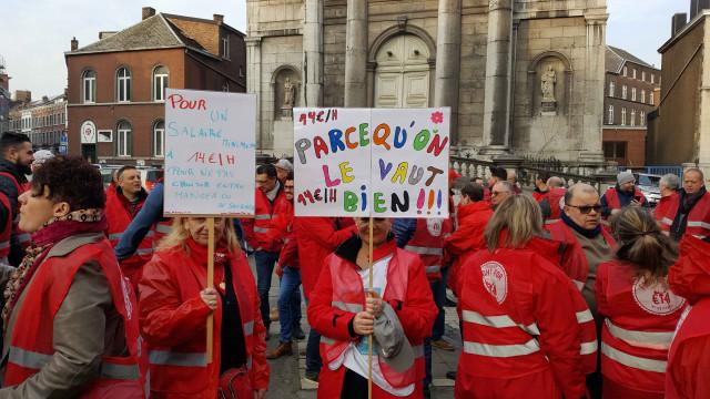 Tour des QG politiques pour la FGTB Liège-Huy-Waremme