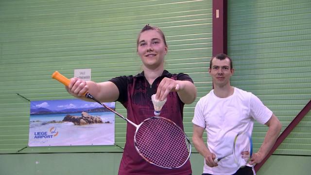 Tournoi de badminton solidaire