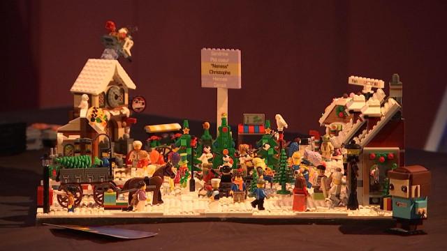 """Exposition de Lego """" Tout en briques"""""""