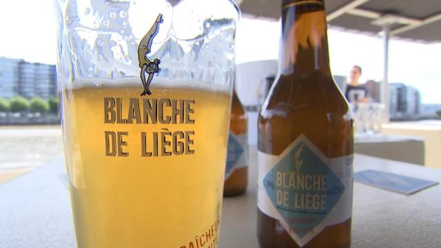 """Toute la """"fraîcheur ardente"""" dans une bière"""