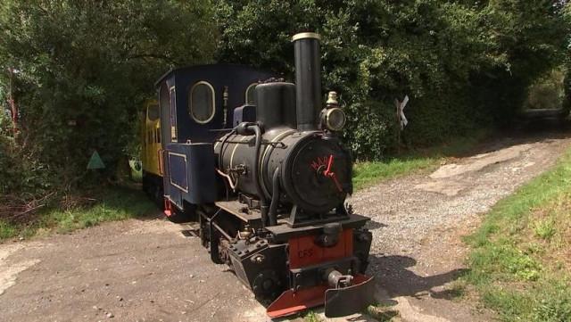 Train à vapeur, ch. désespérément chaudière