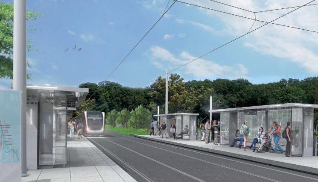 Tram de Liège : le nom des stations est fixé