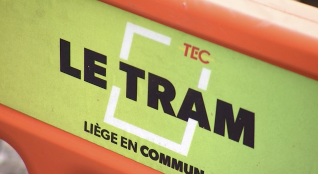 Tram : début des travaux de sondage rue Nagelmackers