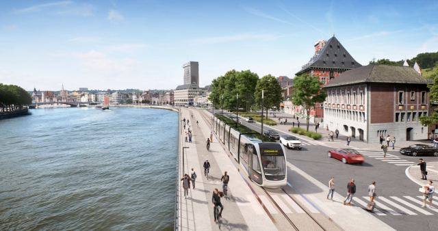 Tram en Commun #3 : Liège, une ville métamorphosée !