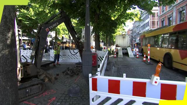 Tram en Commun #6 : sondages et détour à Bordeaux