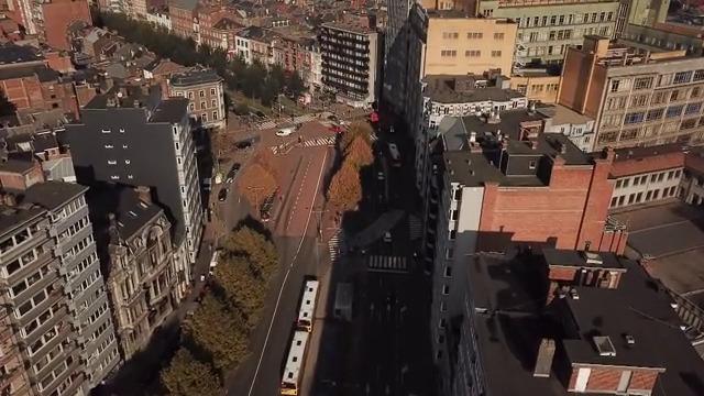 Travaux du tram : Déviation au niveau du carrefour St-Gilles cette nuit