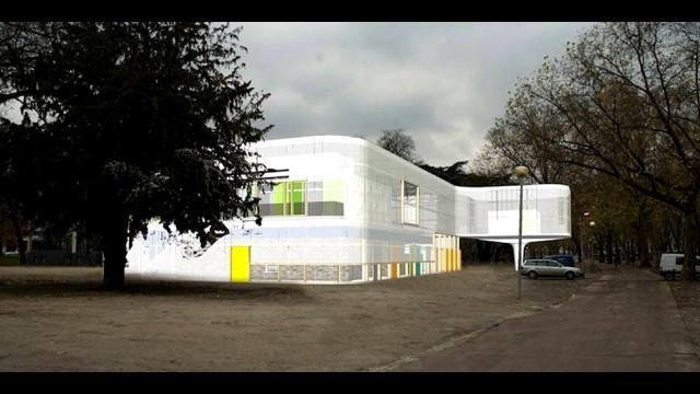 Trink-Hall : au coeur du parc d'Avroy à Liège
